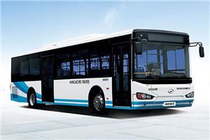海格罗卡H12系列KLQ6129公交车