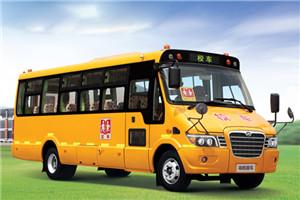 海格KLQ6806校车