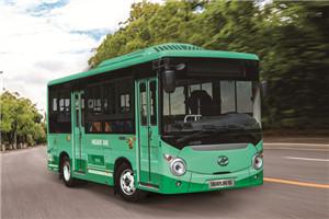 海格KLQ6650公交车