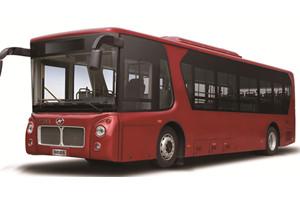 海格罗卡E12系列KLQ6129公交车