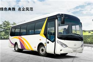 九龙K8纯电动客车