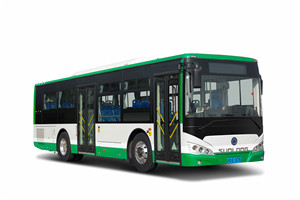 申龙 SLK6119公交车