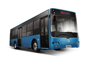 中车电动 C12公交车