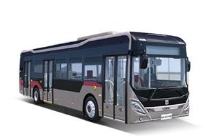 中车电动 新巴客 公交车