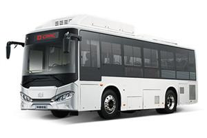 中车电动 P08 公交车