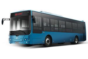 中车电动P12公交车