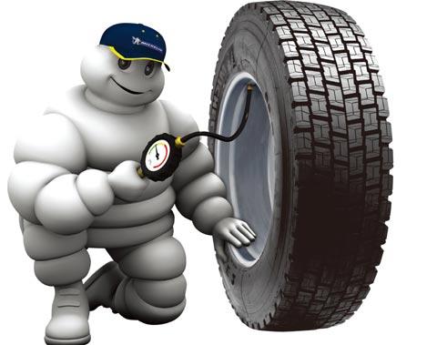 米其林领先推出首家卡客车轮胎专业网站