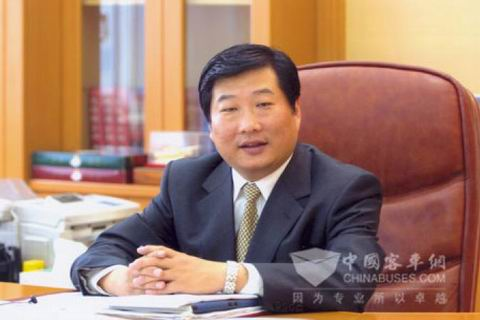 潍柴集团董事长谭旭光