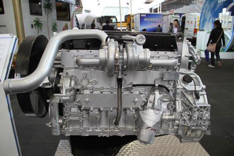 在中国制造的柴油机质量丝毫不差