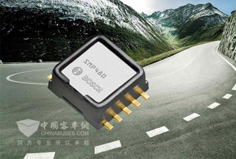 博世推出新一代smp480大气压力传感器图片