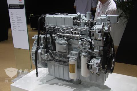wp7系列柴油发动机