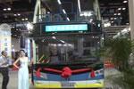 2012年道路运输展扬子江新车发布