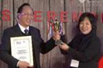 恒通获2011BAAV年度巴士奖