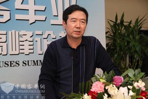 石家庄裕翔客运有限公司董事长 张铁军