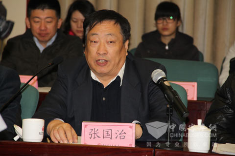 北京九龙祥和客运公司董事长 张国治
