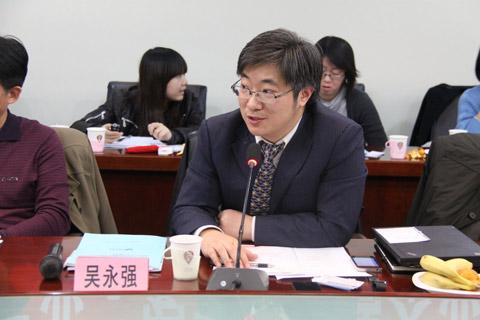 中国客车网总编 吴永强