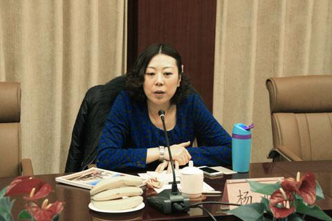 西安西沃客车公司副总经理 杨悦