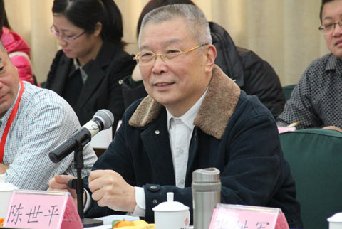 上海中旅汽车有限公司副总经理陈世平