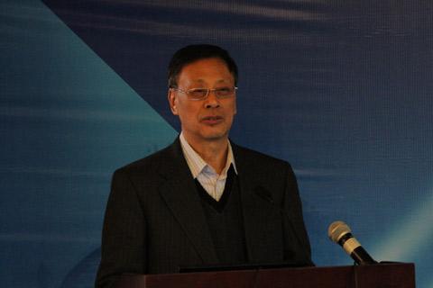 中国道路运输协会名誉会长 姚明德
