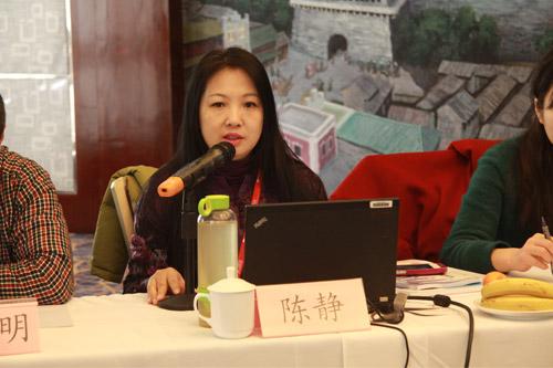 艾里逊变速箱中国客车销售及市场营销总监 陈静