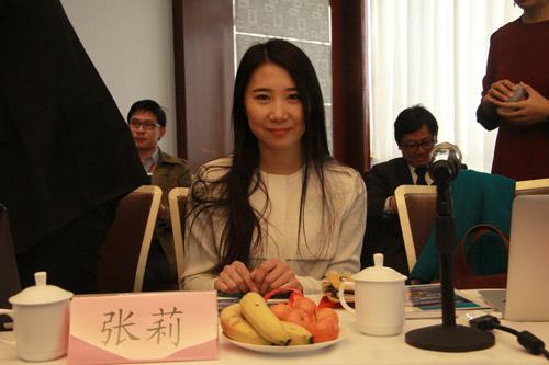 厦门金龙联合汽车工业有限公司海外推广专员 张莉
