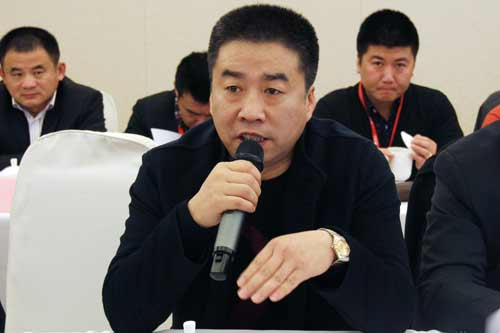 河北石家庄新干线旅游客运公司董事长李彦涛